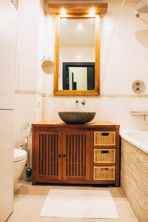 radadesが手掛けた浴室
