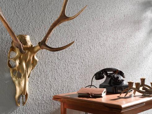 erfurt rauhfaser nat rlich vielseitig von erfurt sohn kg homify. Black Bedroom Furniture Sets. Home Design Ideas