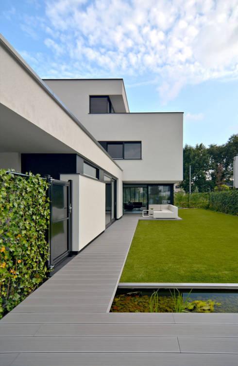 K&N 2:  Huizen door CKX architecten