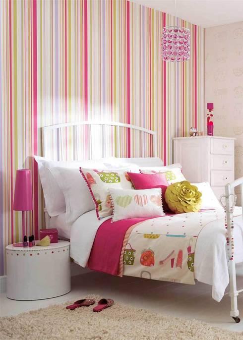 غرفة نوم تنفيذ 5QM Tapeten - Herczeg & Sassmannshausen GbR