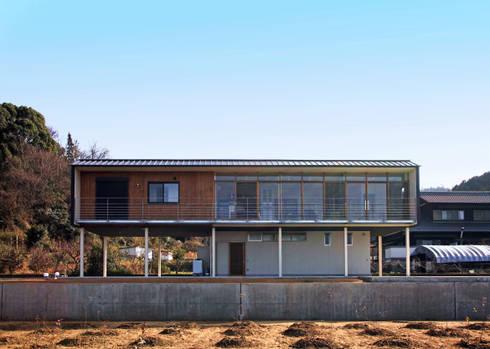 House in Mure: 高倉設計事務所が手掛けた家です。