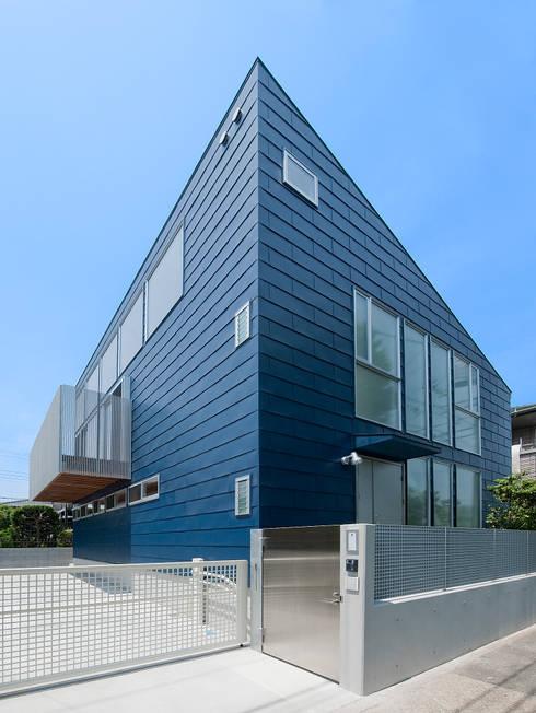 町田の家: 萩原健治建築研究所が手掛けた家です。