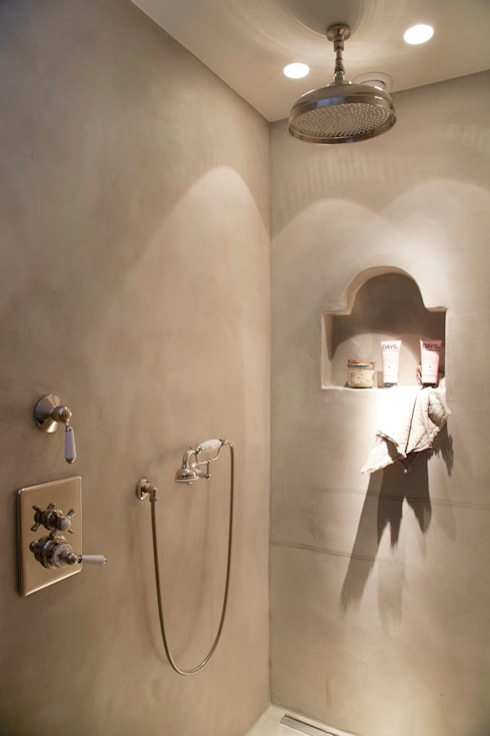 Modern landelijke badkamers by Taps&Baths | homify