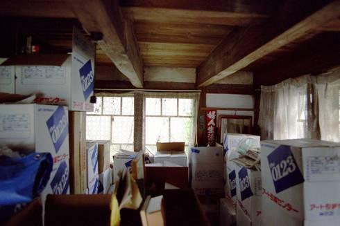 改装前の様子/内部: 兵藤善紀建築設計事務所が手掛けたです。