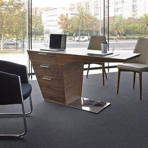 Mesa despacho o estudio de diseño von Avant Haus | homify