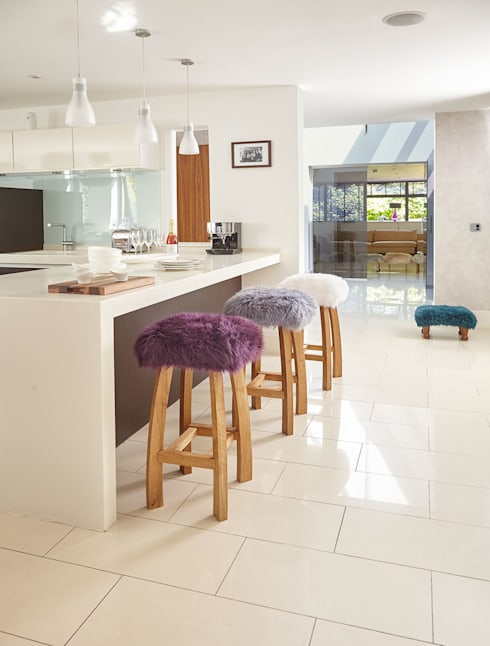 Baa Bar Stool: modern Kitchen by Baa Stool