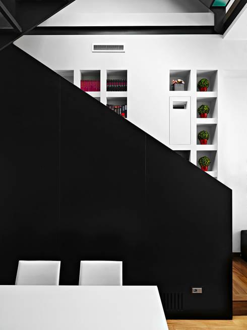 Abitazione su pi piani di d3 architetti associati homify for Piani di costruzione loft