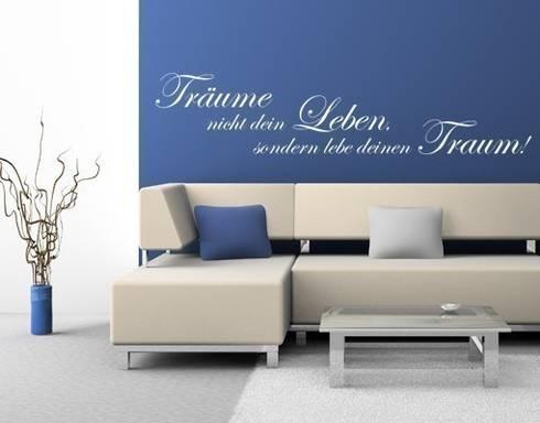 wandtattoos schlafzimmer von apalis gmbh. Black Bedroom Furniture Sets. Home Design Ideas