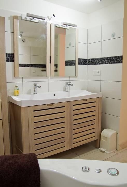 Bathroom by ZIZI STUDIO Magdalena Latos