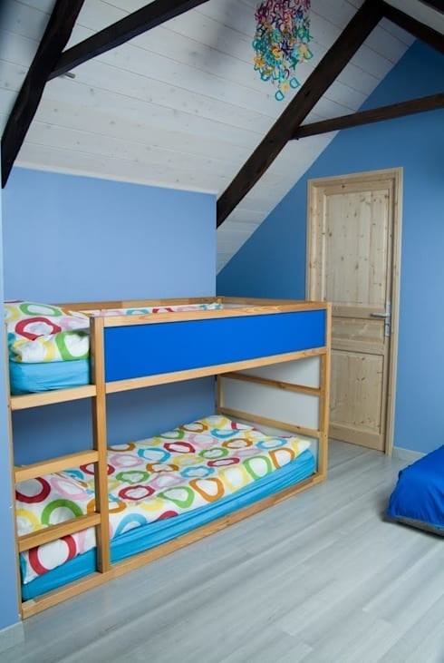 Nursery/kid's room by ZIZI STUDIO Magdalena Latos