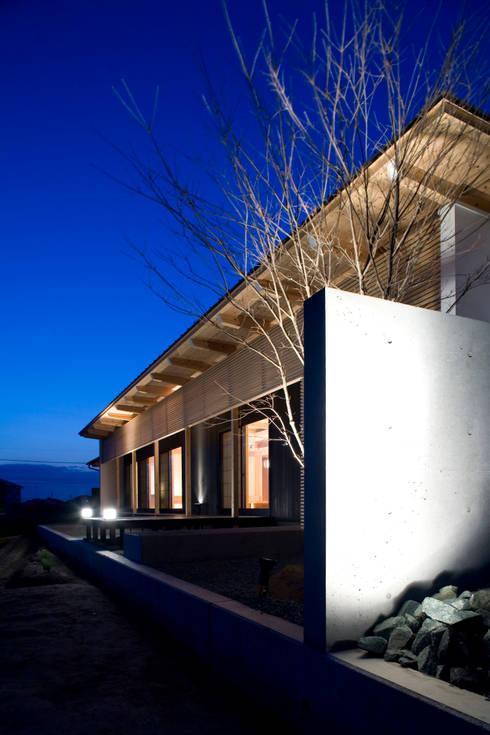 minara house: 髙岡建築研究室が手掛けた家です。