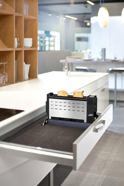 Kitchen تنفيذ ritterwerk GmbH