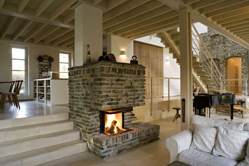 haus am schwielowsee von wolff architekten homify. Black Bedroom Furniture Sets. Home Design Ideas