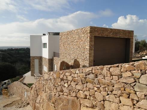 Villa Almoinhas Velhas | Cascais: Casas modernas por shfa
