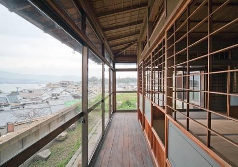 牡蠣祝: 中本一哉建築設計事務所が手掛けたです。