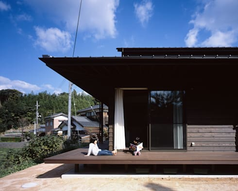 長門の家 House In Nagato: 飯塚建築工房が手掛けた家です。