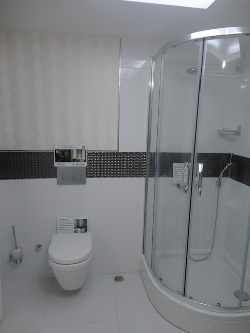 حمام تنفيذ Vizyon Mimarlık ve Dekorasyon