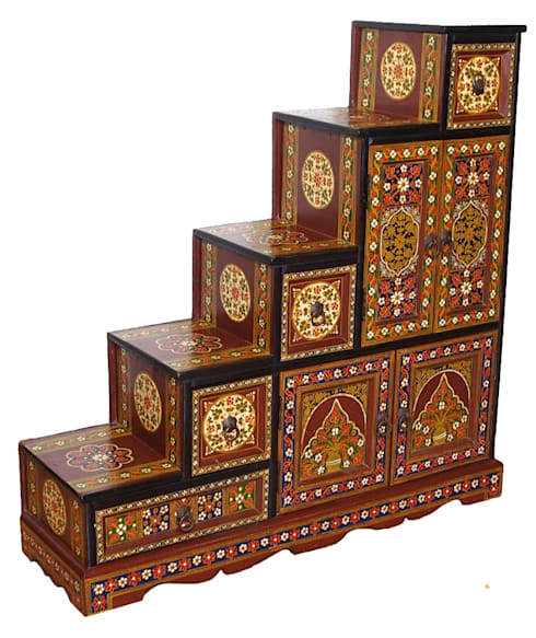 orientalische m bel de kabul art galerie homify. Black Bedroom Furniture Sets. Home Design Ideas