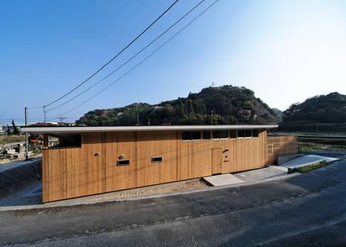 HOUSE M: 株式会社 長野総合建築事務所が手掛けた家です。