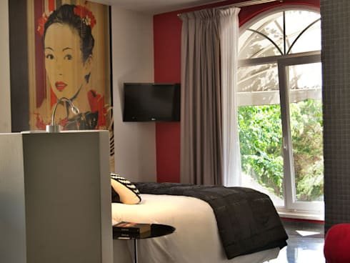 Casa Vela | Guest House: Quartos modernos por shfa