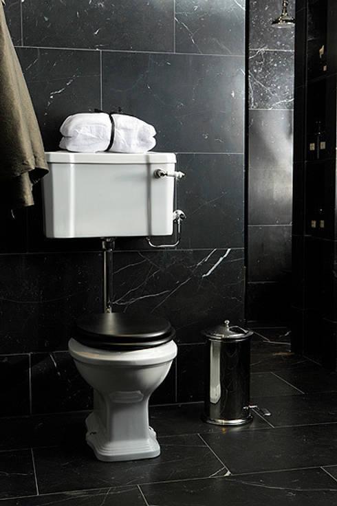 badkamer & keuken amsterdam-zuid door baden baden interior | homify, Badkamer