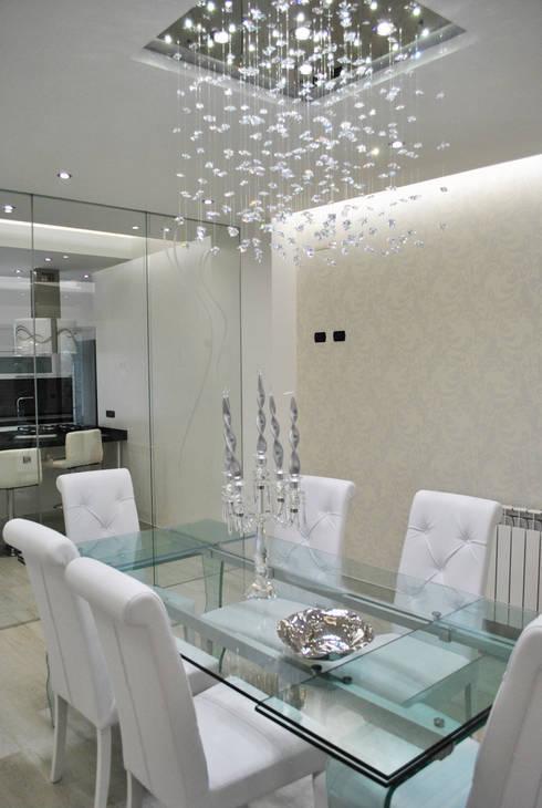 Molo house di salvatore nigrelli architetto homify for Arredamento sala moderna