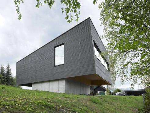 diethelm spillmann passivhaus vogel homify. Black Bedroom Furniture Sets. Home Design Ideas