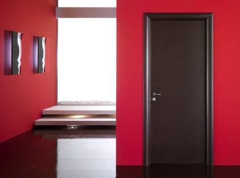 Pintura de puertas muebles y madera de barcelona pintores - Pintura puertas madera ...