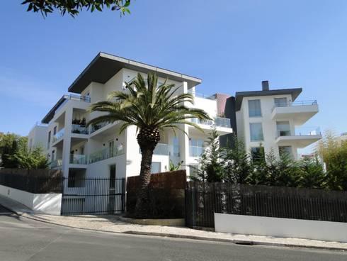 Habitação | Estoril | Cascais: Casas modernas por shfa
