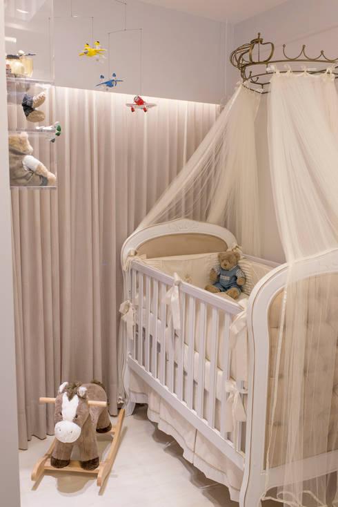 غرفة الاطفال تنفيذ LM Arquitetura