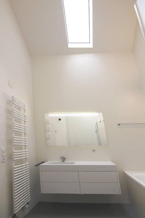 B & M Architekten GmbH의  욕실