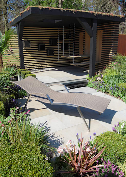 Jardines de estilo  por Best4hedging