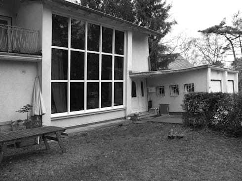 Gartenvilla bergisch gladbach von bachmann badie architekten homify - Bachmann badie architekten ...