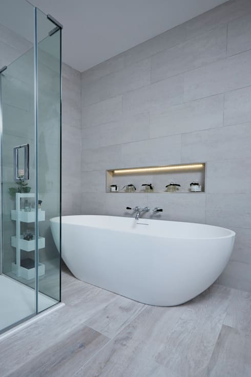 modern Bathroom by Etons of Bath