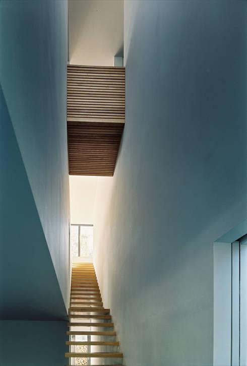 Коридор и прихожая в . Автор – Helm Westhaus Architekten