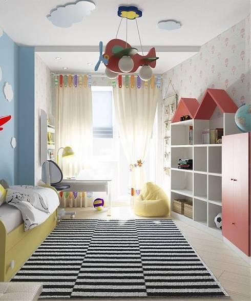 Chambre d'enfant de style  par MoRo