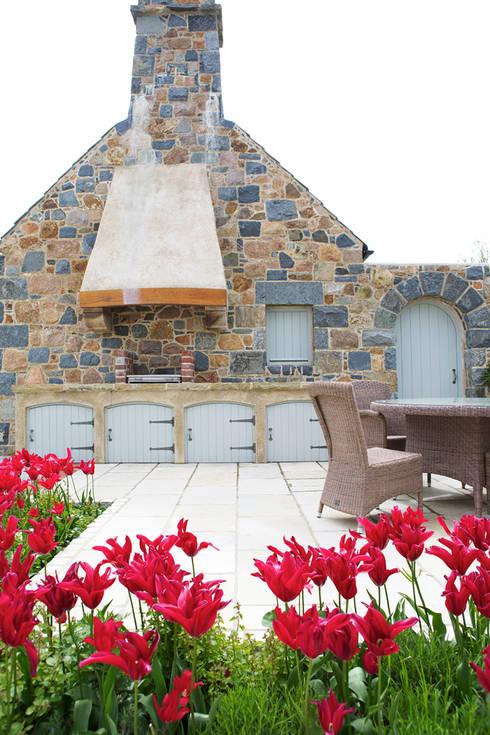 Terrazas de estilo  por CCD Architects
