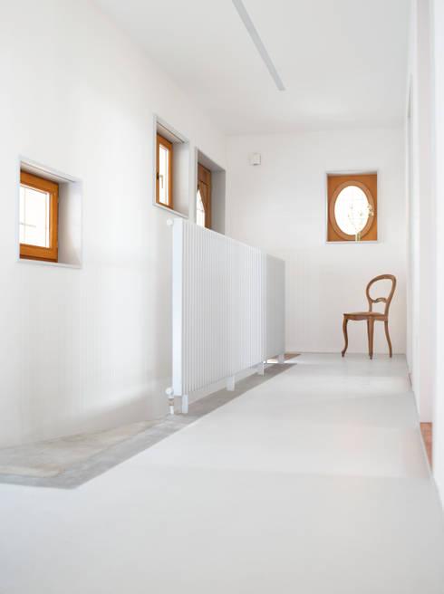 Offene Erschliessung nach der Erneuerung:   von sim Architekten GmbH