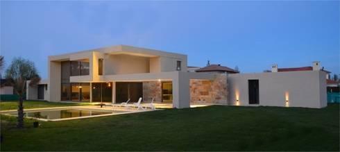 Proyecto VC1: Casas de estilo moderno por CLEMENT-RICO I Arquitectos