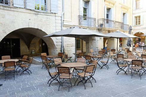Mobiliario provence para la reinasan e en usez de silleria for Provence mobiliario