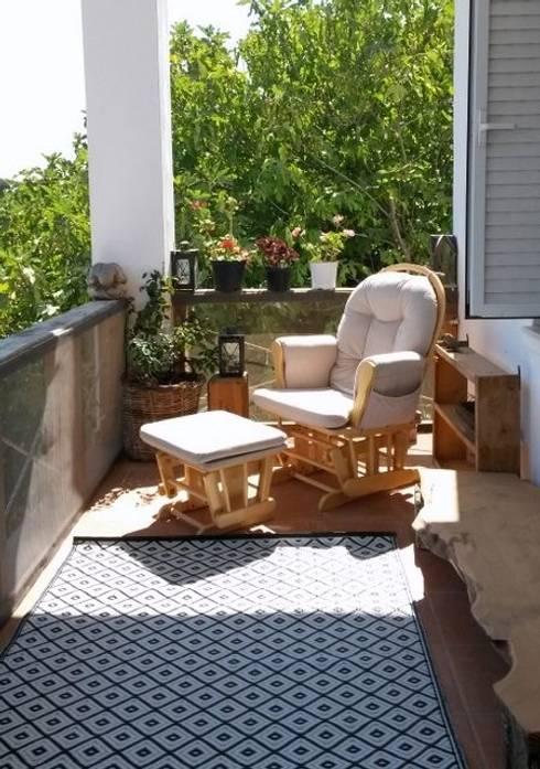 Balcones y terrazas de estilo  por Green Decore
