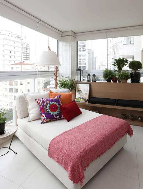 Terraços  por Duda Senna Arquitetura e Decoração