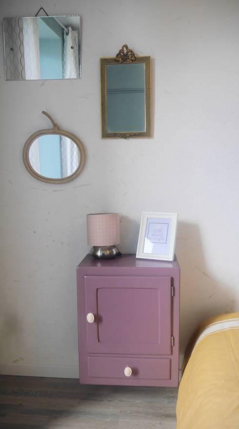 Ancienne armoire à pharmacie vintage des années 50 par Gigi ...