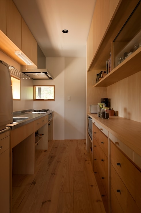 Кухни в . Автор – 宇佐美建築設計室