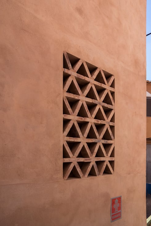 Casas de estilo  por FGMarquitecto