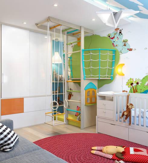 Chambre d'enfant de style  par VAE DESIGN GROUP™
