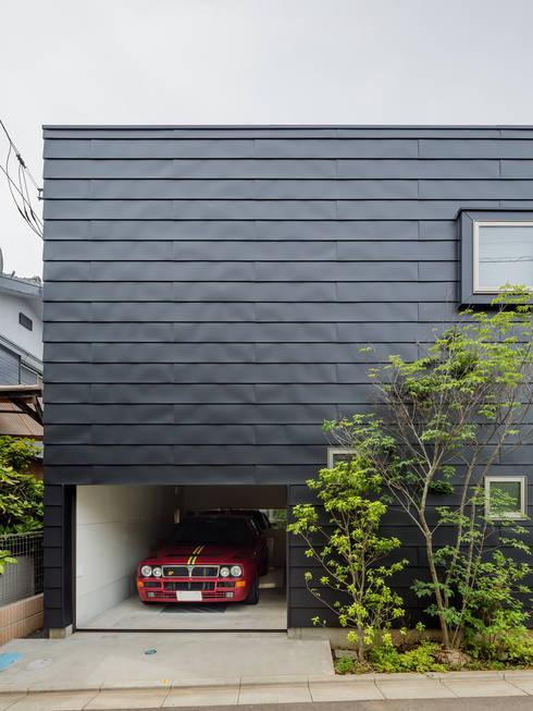 FP: 株式会社リオタデザインが手掛けた家です。
