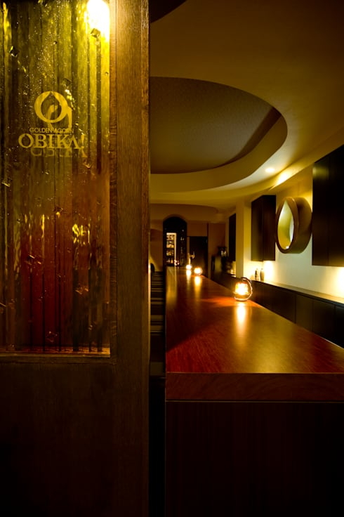 BAR OBIKA!: アアキ前田 株式会社が手掛けた家です。