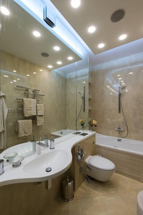 Климт.: Ванные комнаты в . Автор – In/De/Art
