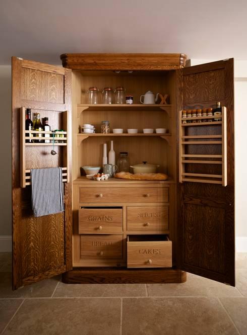 Humphrey Munson: klasik tarz tarz Mutfak